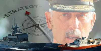 Όταν ο Στρατηγός Γράψας απείλησε να βυθίσει στο Καστελόριζο Νορβηγικό ερευνητικό Σκάφος... «Αποστρατεύτηκε»!