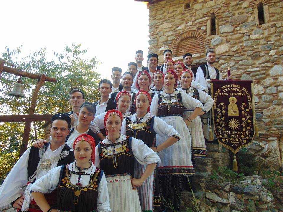 Διήμερες παραδοσιακές εκδηλώσεις και πανηγύρι στην Αγία Παρασκευή