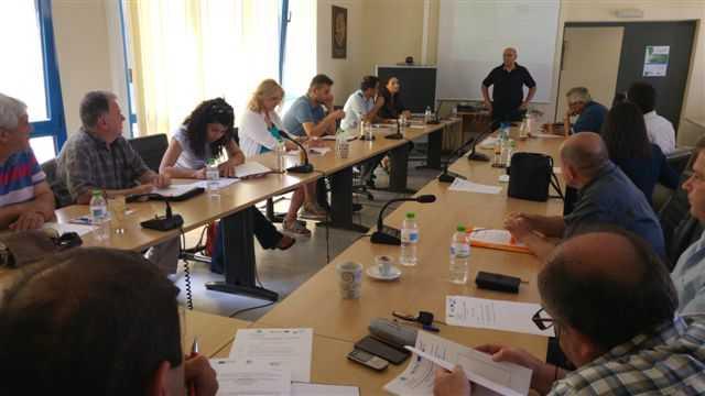 Ολοκληρωθηκε με επιτυχια η ΤΡΙΤΗ συναντηση του δικτου εμπλεκομενων μερων του εργου REGIO-MOB στην κοζανη