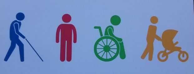 Διαδρομές για άτομα με περιορισμένη κινητικότητα θα διευκολύνουν την προσβασιμότητα σε κοινόχρηστους χώρους και κτήρια της Κοζάνης