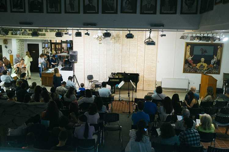 Διεθνές Σεμινάριο Μουσικής Κοζάνης 2017 –  Συναυλία των Ensemble Boquhan
