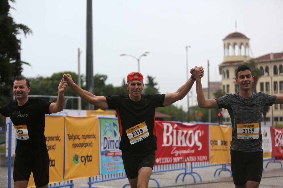 Eνας μήνας για το «Τρέξε Χωρίς Τερματισμό» της Θεσσαλονίκης. Kορυφαίος φιλανθρωπικός αγώνας στη Βόρεια Ελλάδα