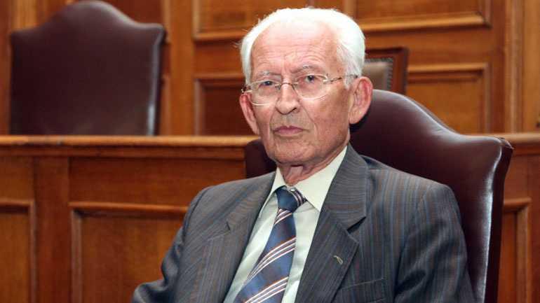 Συλλυπητήριο μήνυμα για το θάνατο του πρώην βουλευτή Καστοριάς  και υπουργού Κωνσταντίνου Σημαιοφορίδη