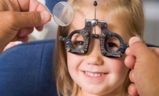 Απαραίτητος ο οφθαλμολογικός έλεγχος στα παιδιά πριν αρχίσει το σχολείο