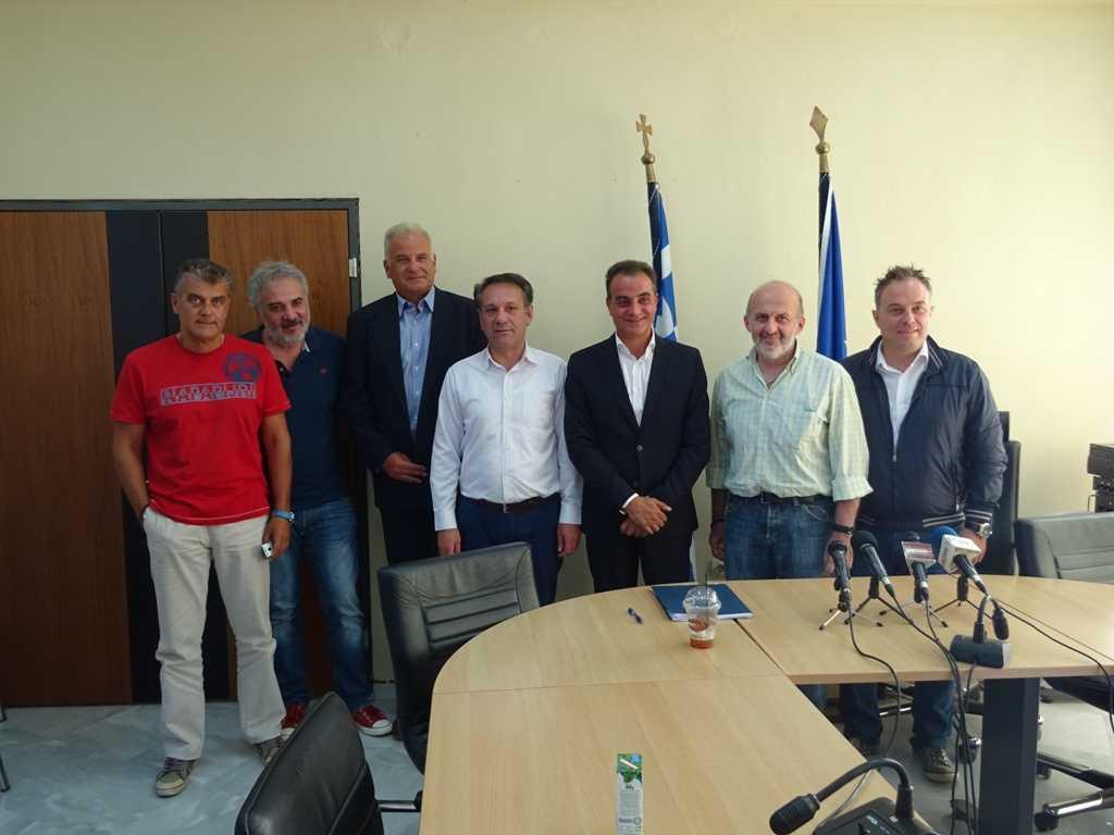 Τους θεματικούς Αντιπεριφερειάρχες ανακοίνωσε ο Περιφερειάρχης Δυτικής Μακεδονίας Θ. Καρυπίδης.