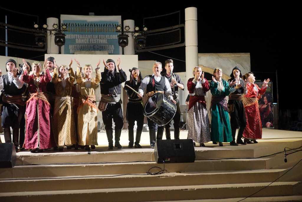 Ο Ποντιακός Μορφωτικός Σύλλογος Κλείτου Κοζάνης εκπροσώπησε την περιοχή της Δυτικής Μακεδονίας και τον Ποντιακό Ελληνισμό στο 12ο Μεσογειακό Φεστιβάλ Παραδοσιακού χορού στην Λάρνακα