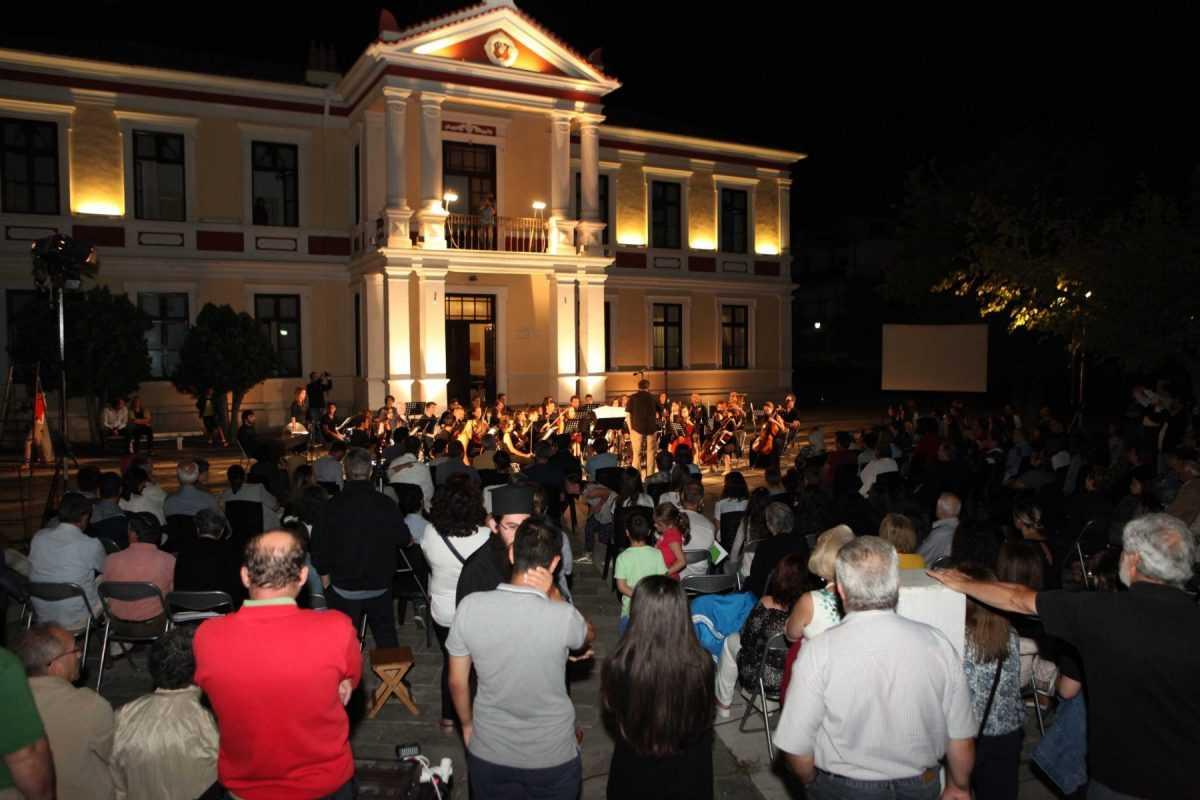 35α Λασσάνεια  Πρόβα Generale της «Νέας Πολιτιστικής Στρατηγικής» του Δήμου Κοζάνης  υπό το πρίσμα των Μνημονίων Συνεργασίας (Φανής Φτάκα Τσικριτζή)