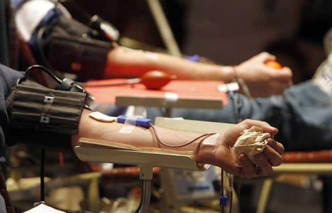 Η συχνή αιμοδοσία δεν προκαλεί σοβαρές παρενέργειες