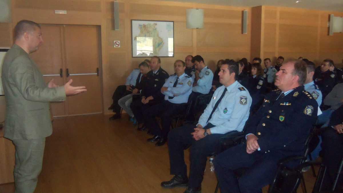 Ολοκληρώθηκαν με επιτυχία οι ενημερωτικές επισκέψεις ψυχολόγων της Ελληνικής Αστυνομίας στις Υπηρεσίες της  Γενικής Περιφερειακής Αστυνομικής Διεύθυνσης Δυτικής Μακεδονίας