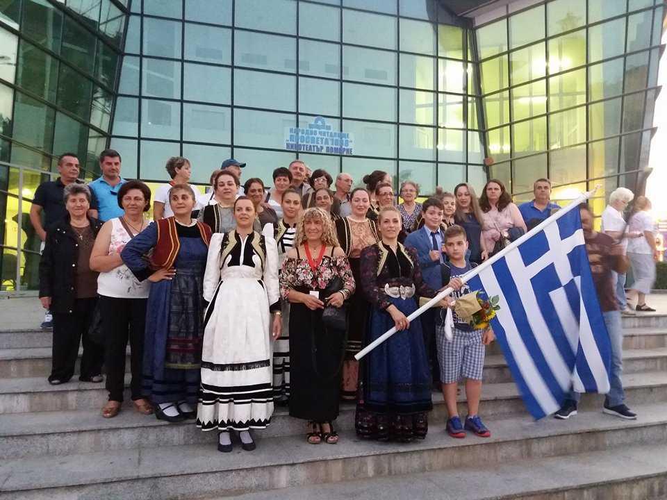 Ένα νοσταλγικό ταξίδι στην ιστορία του Ελληνισμού που… δεν «έχει το κουράγιο να πεθάνει…» Μία διαδρομή γεμάτη Ελλάδα. ΑΝΔΡΙΑΝΟΥΠΟΛΗ – ΑΓΧΙΑΛΟΣ – ΜΕΣΗΜΒΡΙΑ (Βουλγαρίας)