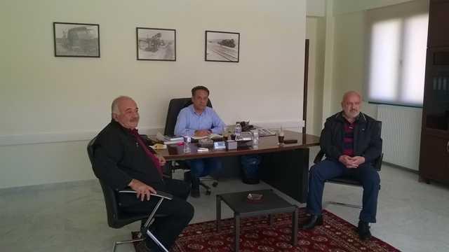 Σύσκεψη για τους Αναργύρους πραγματοποιήθηκε την Τετάρτη 18 Οκτωβρίου,