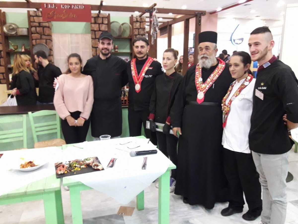Δείτε το νικητή του διαγωνισμού μαγειρικής «Οι ανερχόμενοι σεφ της Κοζάνης»