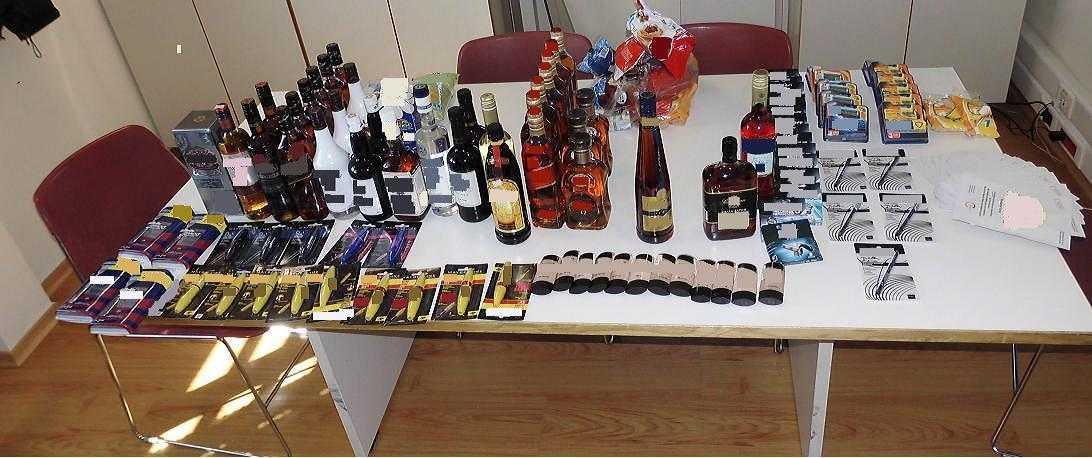 Σύλληψη 25χρονου αλλοδαπού για -5- διακεκριμένες περιπτώσεις κλοπής από καταστήματα super market σε περιοχές της Κοζάνης