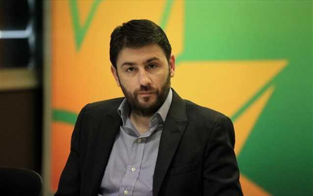 Ο Νίκος Ανδρουλάκης στην Κοζάνη την Πέμπτη 2 Νοεμβριου