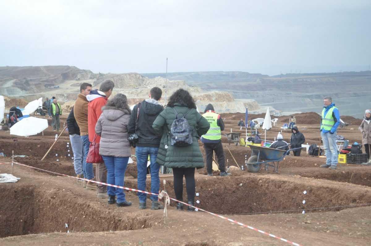 «Λιγνίτης, Αρχαιότητες και Τοπικές Κοινωνίες» το θέμα με το οποίο συμμετείχε φέτος η Εφορεία Αρχαιοτήτων Κοζάνης στην εκδήλωση του Συλλόγου Ελλήνων Αρχαιολόγων για την «Ημέρα προβολής του πολυσχιδούς έργου της Αρχαιολογικής Υπηρεσίας»