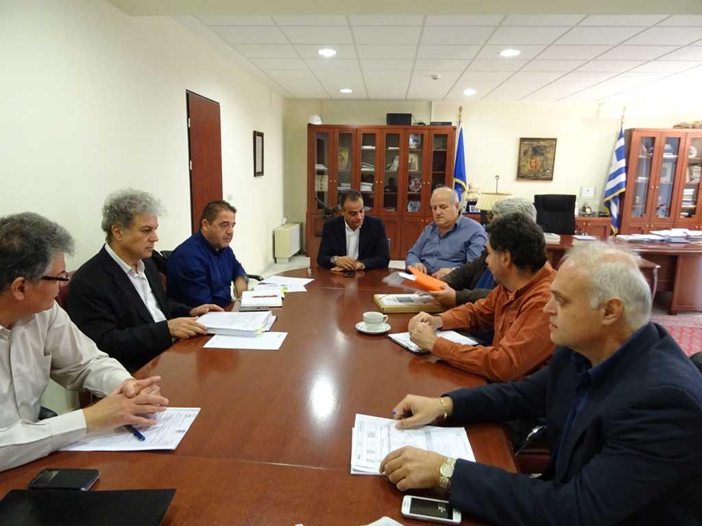 Ανοίγει ο μεθοριακός σταθμός Λαιμού Πρεσπών. Συνάντηση για την προετοιμασία στην Περιφέρεια