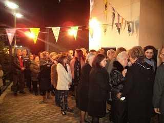 Εορτή των Παμμεγίστων Ταξιαρχών στην Κερασιά Κοζάνης