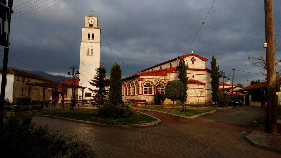 Πανηγυρίζει ο Ιερός Ναός Παμμέγιστων Ταξιαρχών Κερασιάς την Τετάρτη 8-11-17