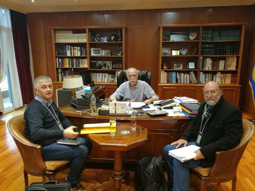 Αξιοποίηση του Στρατοπέδου «Μακεδονομάχων».  Συμφωνήθηκε ο οδικός χάρτης παραχώρησης στο Δήμο Κοζάνης