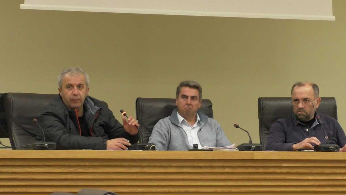 Συνεδρίασε το Συντονιστικό Τοπικό Όργανο του Δήμου Κοζάνης ενόψει χειμώνα