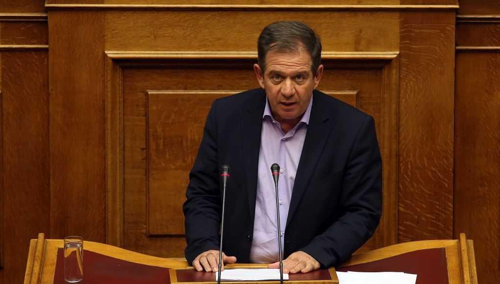 Τοποθέτηση Μίμη Δημητριάδη στη Βουλή για το Σ/Ν του Υπ. Οικονομίας και Ανάπτυξης.