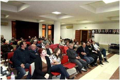 Συνάντηση  πολιτιστικών φορέων για το 2ο πολυθεματικό Φεστιβάλ,''Πτολεμαΐδα – Η πόλη γιορτάΖΕΙ.''