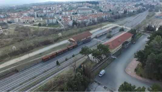 Με ανοιχτό αρχιτεκτονικό διαγωνισμό η ανάπλαση της περιοχής του ΟΣΕ- Λ. Ιωαννίδης: Ένα έργο σφραγίδα που θα δώσει νέα προοπτική στην πόλη