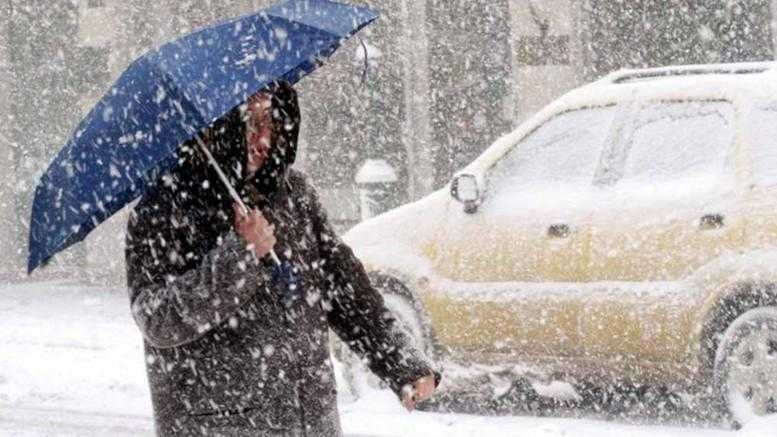 Eπιδείνωση  θα παρουσιάσει ο καιρός από  το πρωι  της Κυριακής   25-Φεβρουαρίου-2018 με κύριο χαρακτηριστικό  βροχές   και  χιονοπτώσεις  στα ορεινά.-ημιορεινά