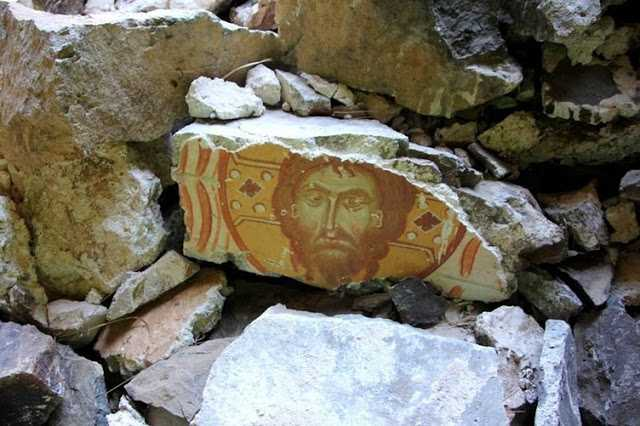 Ανακαλύφθηκε κρύπτη με μυστικό ναό στην Παναγία Σουμελά στον Πόντο