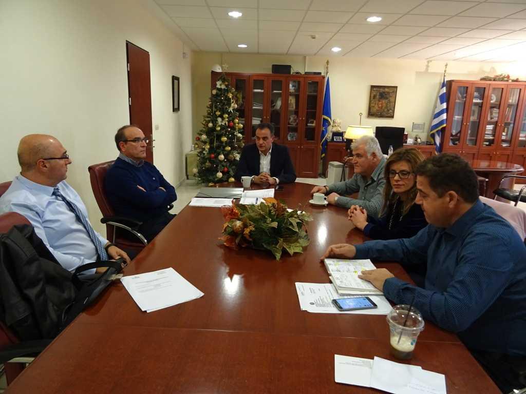 Με σύνεση, συνεργασία και ενότητα δρομολογούνται όλες οι λύσεις για τα χρόνια ζητήματα του Νοσοκομείου Καστοριάς