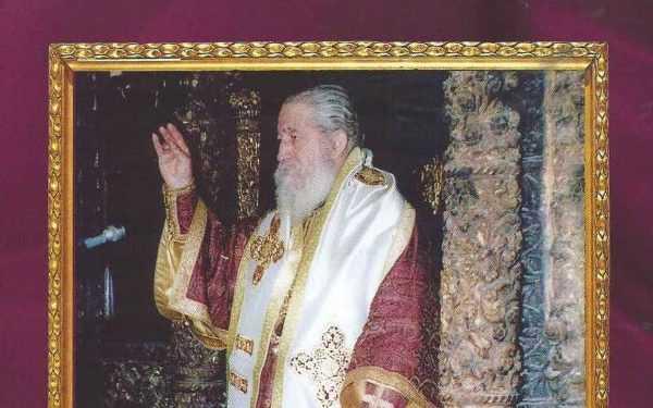 ''Σαν εικόνισμα'' η φωτογραφία του μακαριστού Μητροπολίτη Διονυσίου Ψαριανού, στο αφιέρωμα της Ιεράς Μητροπόλεως Σερβίων και Κοζάνης,  για τα 20 χρόνια από την κοίμησή του