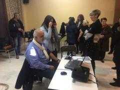 Το απόγευμα της Τετάρτης 29 Νοεμβρίου 2017 στην αίθουσα του Μορφωτικού Ποντιακού Συλλόγου Αγίου Δημητρίου – Ρυακίου, πραγματοποιήθηκε η ημερίδα με θέμα : Αρτηριακή Υπέρταση
