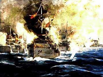3-16 Δεκεμβρίου 1912 – Η μεγάλη ναυμαχία της Έλλης