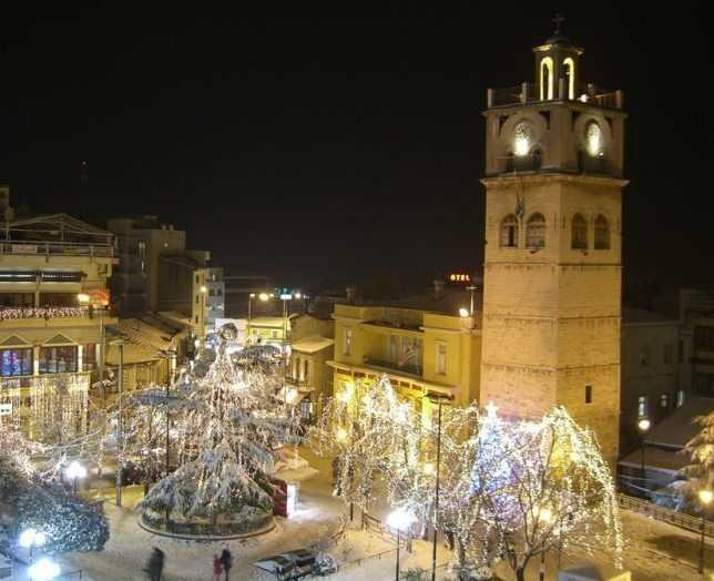 Συνεχίζονται οι γιορτινές εκδηλώσεις στο Δήμο Κοζάνης.  Παρασκευή, Σάββατο και Κυριακή 20-21-22/12/2019.