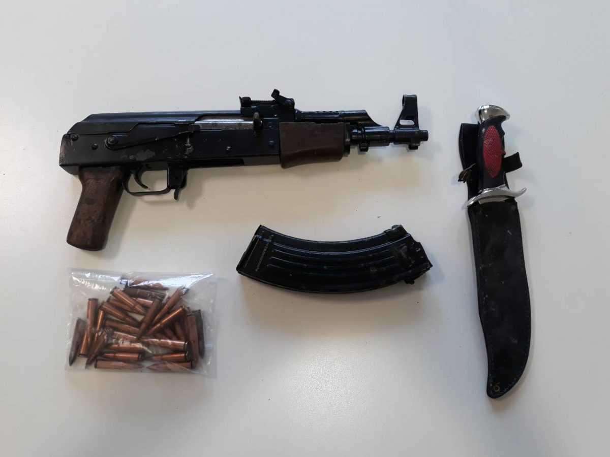 Συνελήφθησαν -2- ημεδαποί  σε περιοχή της Κοζάνης για παράβαση του νόμου περί όπλων