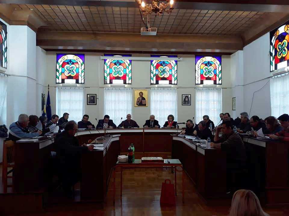 Ψηφίστηκε ο προϋπολογισμός του Δήμου Βοΐου και το πρόγραμμα τουριστικής προβολής για το 2018