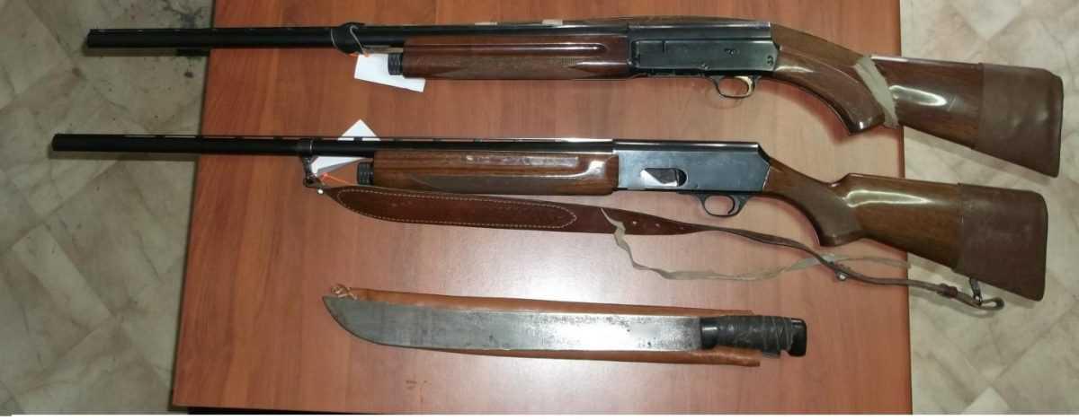 Σύλληψη 68χρονου ημεδαπού σε περιοχή των Γρεβενών για παράβαση του νόμου περί όπλων