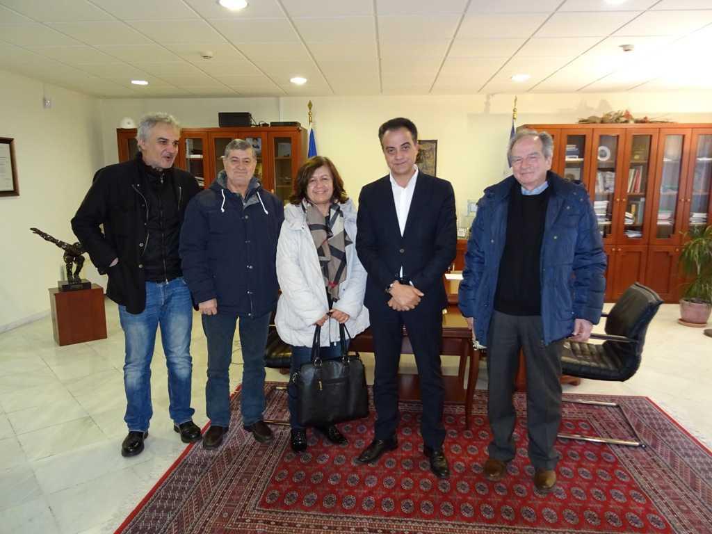 Προσπάθειες  για την πλήρη στελέχωση του τμήματος χημειοθεραπείας του Μποδοσάκειου Νοσοκομείου και μετατροπή του σε Ογκολογική Κλινική από την περιφέρεια Δυτ. Μακεδονίας