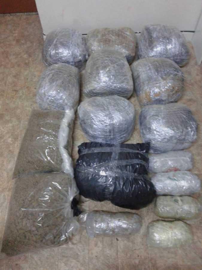 Συνελήφθη 59χρονος αλλοδαπός στην Κρυσταλλοπηγή Φλώρινας για διακίνηση μεγάλης ποσότητας ακατέργαστης κάνναβης, βάρους -62- κιλών και -265- γραμμάριων