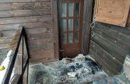 ΑΝΑΚΟΙΝΩΣΗ-ΠΑΡΑΚΛΗΣΗ  βανδαλισμοί στο καταφύγιο στο Μπούρινο