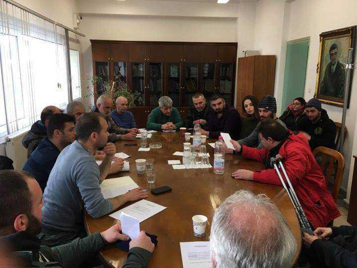 Συνεργασία (και) σε θέματα εργασίας του ΤΟ.ΣΥ.Ν Ελλησπόντου Κοζάνης με τον Σύλλογο ΑΜΕΑ Π.Ε. Κοζάνης