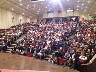 Μεγαλειώδης εκδήλωση στη Μυτιλήνη με κεντρικό ομιλητή το Σεβασμιώτατο Μητροπολίτη Σισανίου & Σιατίστης, κ.κ. Παύλο και με θέμα «Η οικογένεια σήμερα»