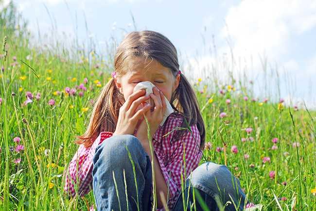 Εαρινές αλλεργίες και αλλεργική ρινίτιδα