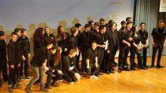 """Το """"GuitAriston"""" του Μουσικού Σχολείου Σιάτιστας απέσπασε το 3ο βραβείο σε Αγώνες Τέχνης!"""