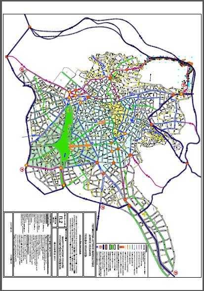 Δημιουργία ζώνης ήπιας κυκλοφορίας περιμετρικά του πάρκου ΟΣΕ & ζώνης ήπιας κυκλοφορίας περιμετρικά του ιστορικού κέντρου – Η υπό διαβούλευση πρόταση της μελετητικής ομάδας του Εθνικού Μετσόβιου Πολυτεχνείου για το Σχέδιο Βιώσιμης Αστικής Κινητικότητας Δήμου Κοζάνης