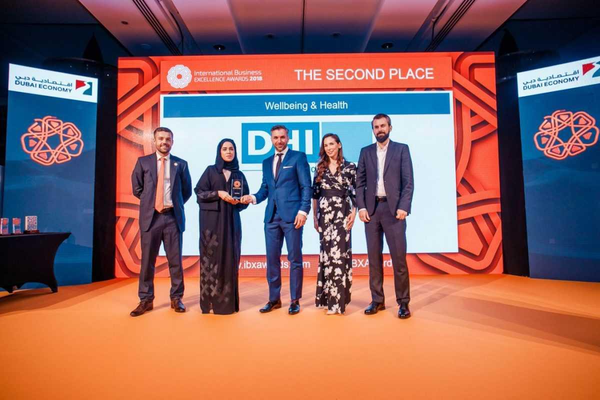 ΗDΗΙ Θεσσαλονίκηςκέρδισε ένα από τα πιο αναγνωρισμένα βραβεία σε παγκόσμιο επίπεδο διεθνούς επαγγελματικής αριστείαςστο Ντουμπάι