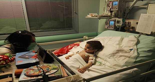 Έκκληση για βοήθεια για τον μικρό Χρήστο από την Ασβεστόπετρα  Εορδαίας