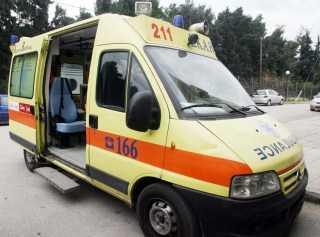 Θανατηφόρο δυστύχημα στα Γρεβενά-Νεκρός 58χρονος