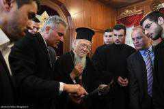 Οικουμενικός Πατριάρχης: Η Μητέρα Εκκλησία όλων των βαλκανικών λαών είναι η Κωνσταντινούπολη. Απευθυνόμενος σε σπουδαστές Θεολογικού Σεμιναρίου των Σκοπίων