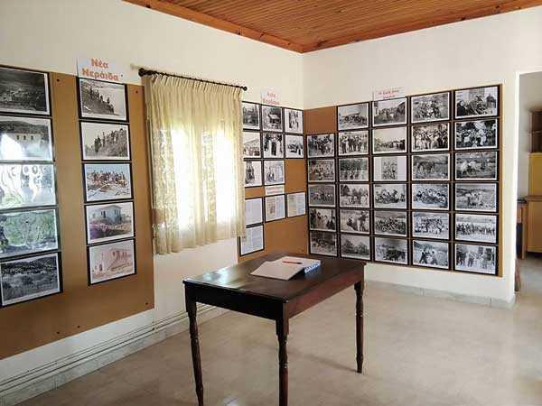 """""""Μία φωτό Μία ιστορία"""". Έκθεση φωτογραφίας στη Νεράιδα τη μερα εορτής του πολιούχου της Κοινότητας"""